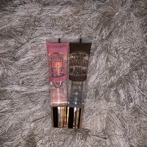 ROSEHIP & COCONUT OIL GLOSSES DUO SET
